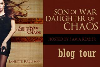 Son of War Daughter of Chaos Blog Tour