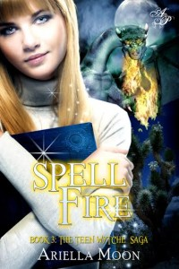 Spell Fire Cover