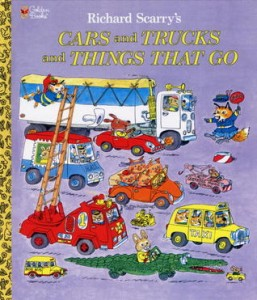 cars and things that go