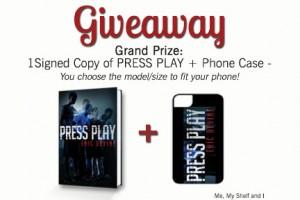 press play giveaway