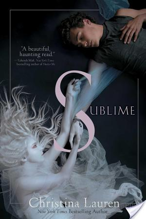 SUBLIME by CHRISTINA LAUREN Signing Recap Giveaway @SimonTeen  @seeCwrite @LolaShoes