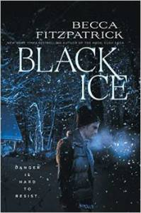 Giveaway and Video BLACK ICE by BECCA FITZPATRICK @becfitzpatrick @simonteen #review