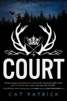 #Giveaway Excerpt Interview COURT by CAT PATRICK @seecatwrite