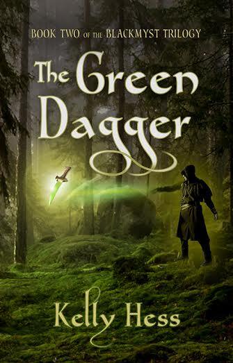 The Green Dagger Release Day Blitz