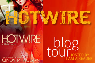 Giveaway Interview HOTWIRE by CINDY HOGAN @watched1 (12.26)