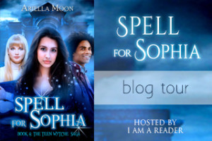 Check out ARIELLA MOON'S adorable dogs! $25 Giveaway for SPELL FOR SOHPIA #Woof