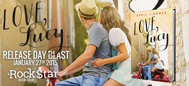 #Giveaway  Guest Post LOVE, LUCY by APRIL LINDNER @misadventure123 @lbkids
