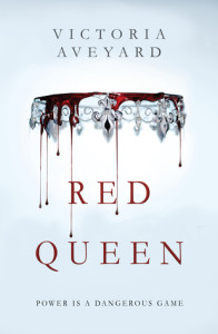 #Giveaway Review RED QUEEN by VICTORIA AVEYARD @victoriaaveyard  @HarperTeen