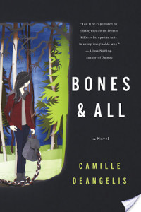 #Giveaway Review BONES & ALL by CAMILLE DeANGELIS @cometparty @StMartinsPress