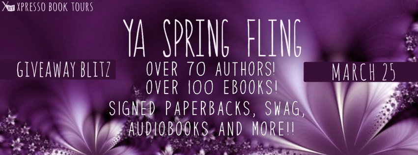SPRING FLING #GIVEAWAY -  Spotlight on Contemporary YA @XpressoReads