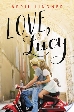 #Giveaway Review LOVE, LUCY by APRIL LINDNER @misadventure123 @lbkids @The_FFBC
