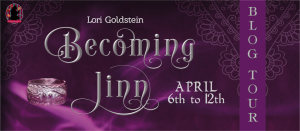 #Giveaway Interview BECOMING JINN by LORI GOLDSTEIN @loriagoldstein