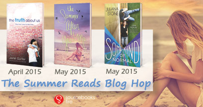 #Giveaway YA #SummerReads Blog Hop  THE BOYS OF SUMMER @SourcebooksFire