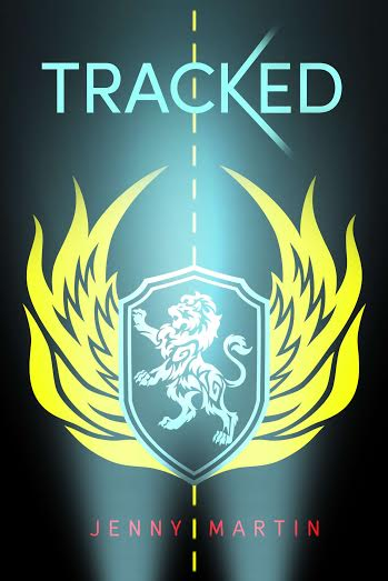 #Giveaway Guest Post TRACKED by JENNY MARTIN @readjennymartin