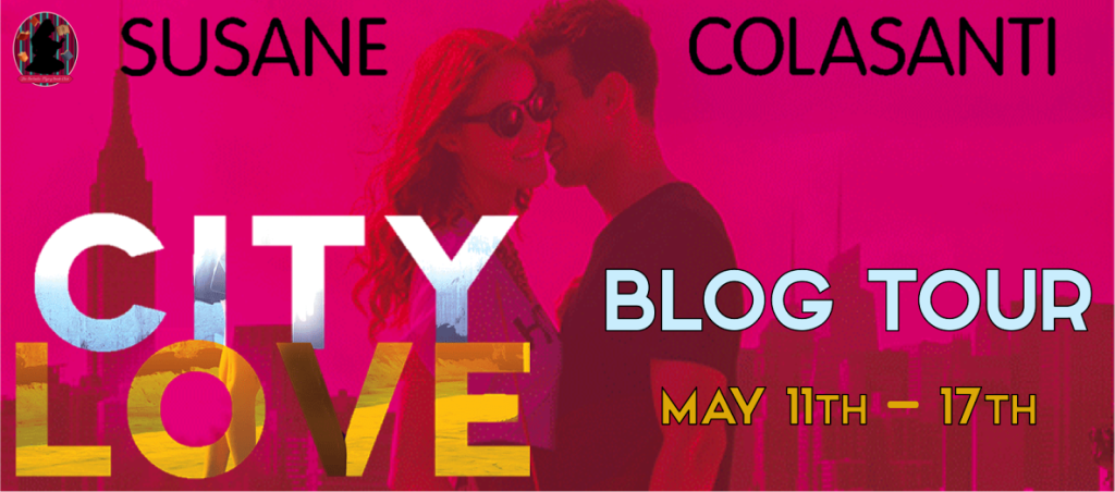 #Giveaway Interview CITY LOVE by SUSANE COLASANTI @susanecolasanti @EpicReads