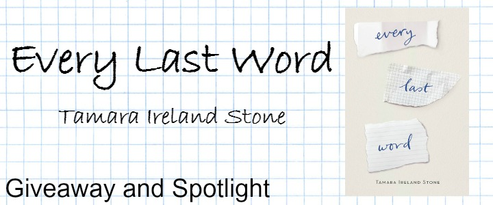 #Giveaway EVERY LAST WORD by TAMARA IRELAND STONE @tamaraistone @HyperionTeens #EveryLastWord