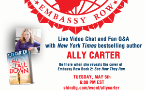 ally carter chat
