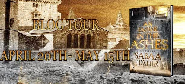 #Giveaway Guest Post  BEFORE I DIE by @SabaaTahir #EmberInTheAshes @RazorbillBooks #BlogTour