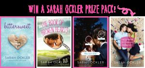 sarah ockler prize pack