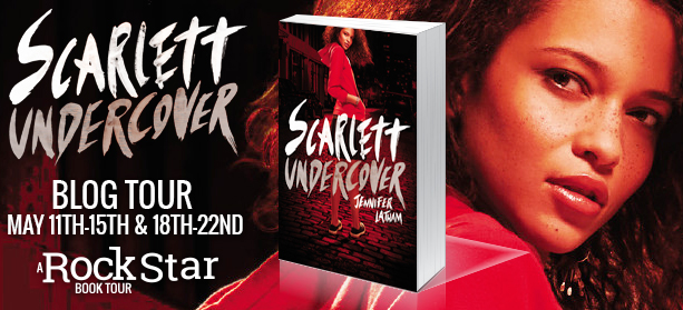 #Giveaway Interview JENNIFER LANTHAM works it! SCARLETT UNDERCOVER Blog Tour @jenandapen @LBKids  #Woof