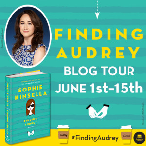finding audrey banner