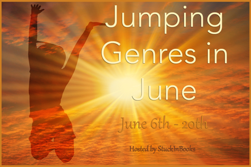 #Giveaway Hop JUMPING GENRES - #Win $10 for a new YA book!