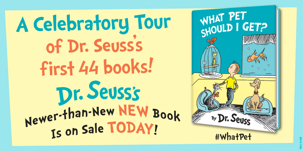 Dr. Seuss 44 Classic Book Celebratory Tour  #Giveaway Review IF I RAN THE CIRCUS @DrSeuss  @randomhousekids