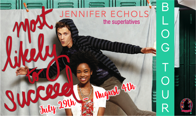 #Giveaway Review MOST LIKELY TO SUCCEED by Jennifer Echols @JenniferEchols @simonteen