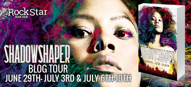 #Giveaway Interview SHADOWSHAPER by DANIEL JOSE OLDER @djolder @this_is_teen
