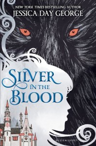 #Giveaway Review SILVER IN THE BLOOD by JESSICA DAY GEORGE @JessDayGeorge