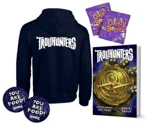 trollhunters prize pack