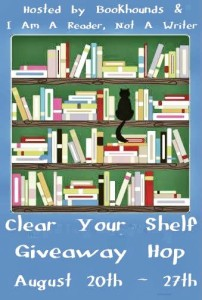 clear off your shelf August