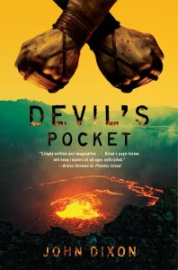 devi;s pocket