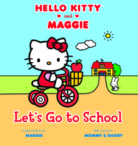 hello kitty back to school