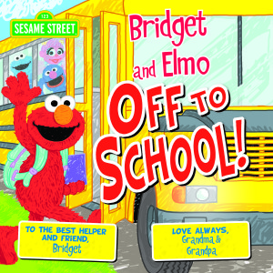 off to school with elmo