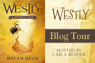 $25 #Giveaway Review WESTLY: A Spider's Tale by Bryan Beus @BryanBeus