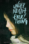 #Giveaway Review UNDERNEATH EVERYTHING by Marcy Beller Paul  @therealmbeller @HarperTeen