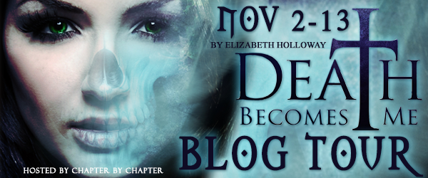 death becomes me banner