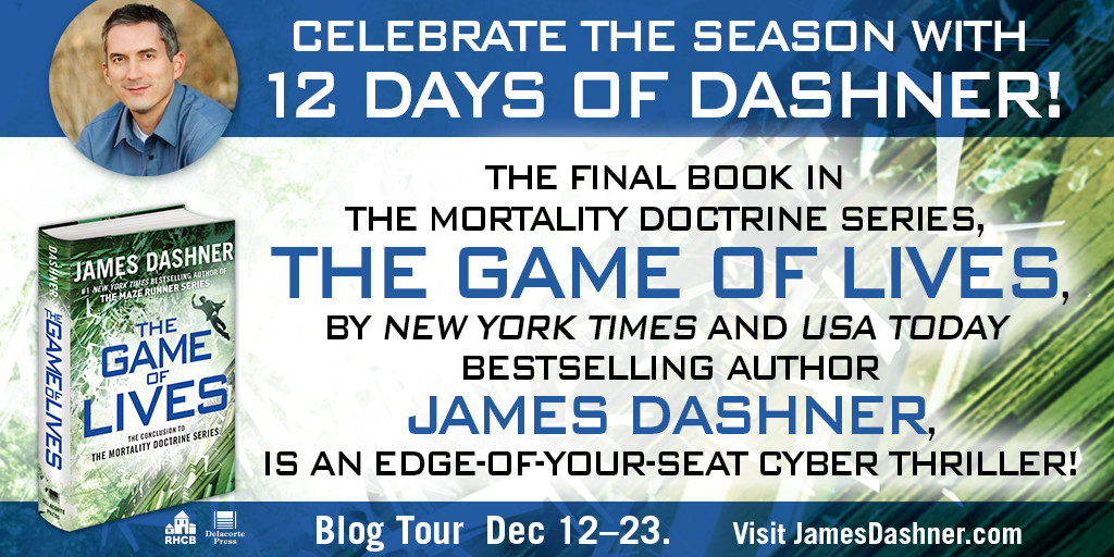 12 days of dashner banner