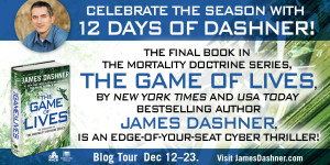 #Giveaway 12 DAYS OF DASHNER The Game of Lives by James Dashner @JamesDashner @RandomHouseKids