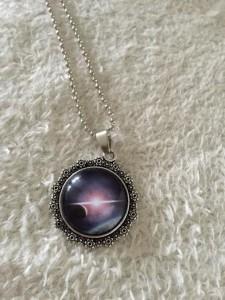 illuminae necklace