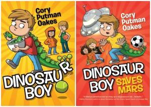 dinosaur boy books