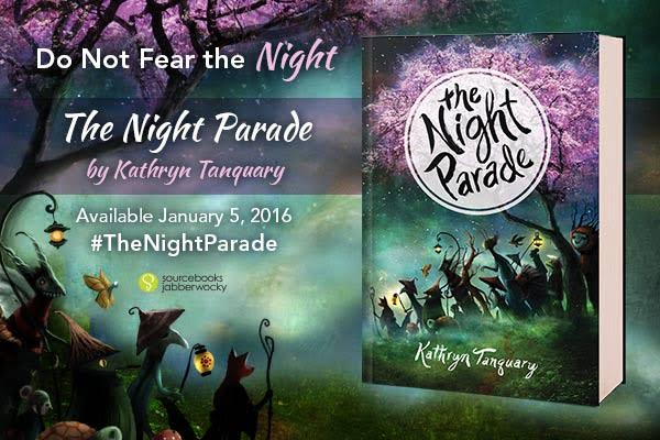 the night parade banner