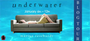 #Giveaway Review UNDERWATER by Marisa Reichardt @youngadultish @MacKidsBooks 1.15