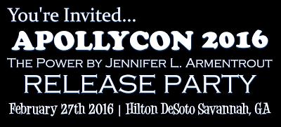 Apollycon 2016 #win a Prize Pack! @ApollyCon @JLArmentrout