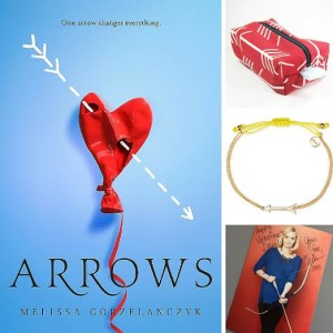 arrow giveaway