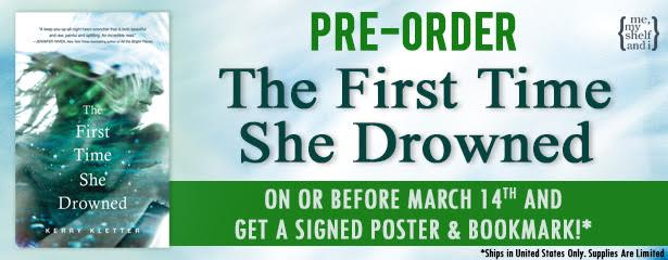 first time she drowned banner 1