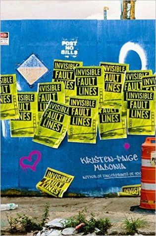 Waiting on Wednesday:  Invisible Fault Lines by Kristen-Paige Madonia @KPMadonia @SimonTeen