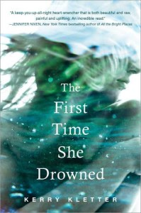 the first time she drowned cover