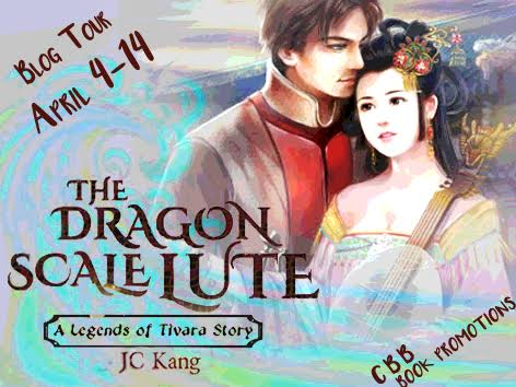 $25 #Giveaway Interview The Dragon Scale Lute by J C Kang @JCKang804 4.20